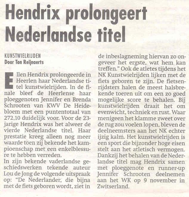 kranten limburgs dagblad
